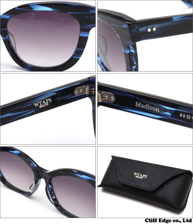 (W)TAPS MADISON GLASSES [선글라스] 286-000099-017-