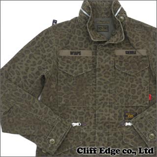 WTAPS M-65 재킷 LEOPARD 230-000721-039-