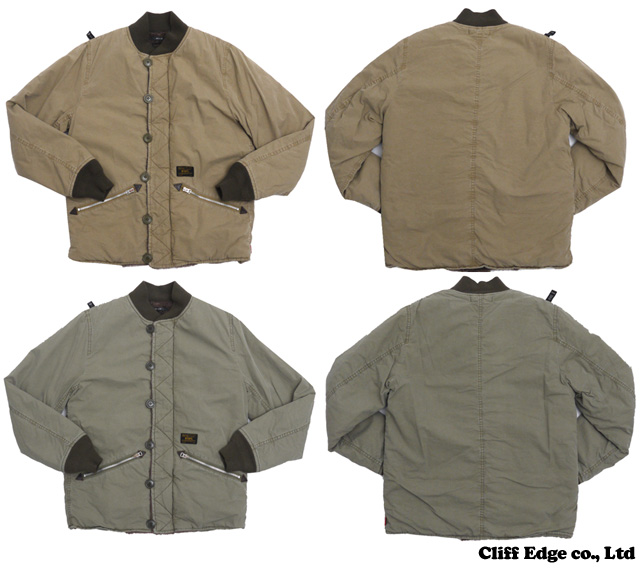 It is-046-WTAPS M-43 JACKET.COTTON.WEATHER (jacket) 229-000081