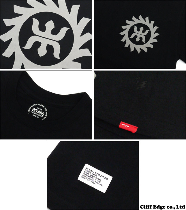 WTAPS RISING SUN TEE(T恤)200-005757-041-