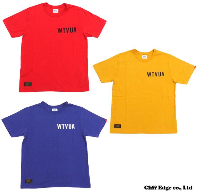 WTAPS HELLWEEK S/S 02 TEE.COTTON (T셔츠) 200-005890-000-