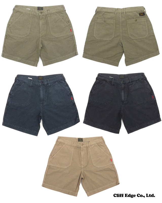 WTAPS JUNGLE SHORTS.COTTON.RIPSTOP (쇼츠) 244-000562-000-