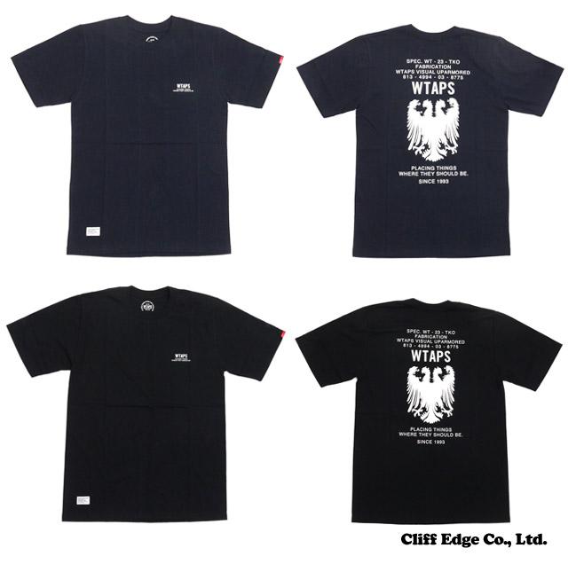 WTAPS HERALDRY TEE (T셔츠) 200-006072-051+