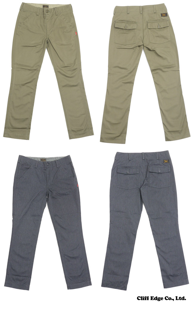 WTAPS (ダブルタップス) BUDS. SKINNY TROUSERS. COPO. WESTPOINT (팬츠) 241-000067-000-