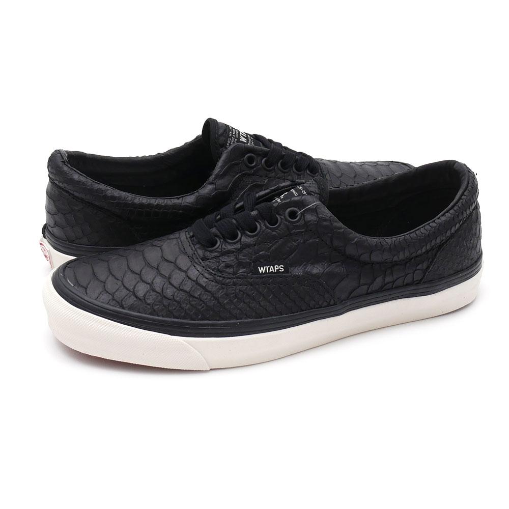 004a9ac40d WTAPS x VANS VAULT OG ERA LX (sneakers) (shoe) Anaconda Black  291-002121-271 +