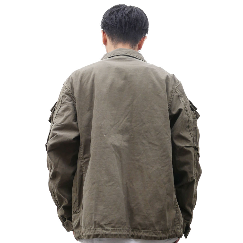 WTAPS (ダブルタップス) NBC/JACKET. NYCO. SATIN (재킷) 230-000988-051-