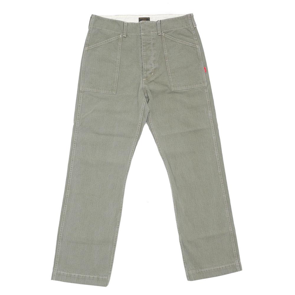 WTAPS(双发快射)BUDS 01/TROUSERS.COTTON.HELL IN BONE(裤子)162LTDT-PTM02 249-000548-045-