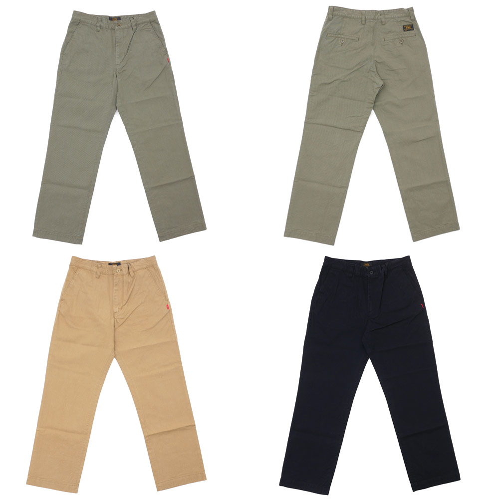 WTAPS (다브르탑스) KHAKI/TROUSERS.COTTON.CHINO (팬츠) 171 GWDT-PTM03 242-000173-046-
