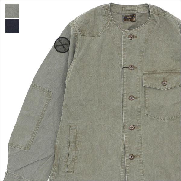 WTAPS (다브르탑스) SCOUT LS 02/SHIRT (긴소매 셔츠) 171 GWDT-SHM09 216-001482-031-