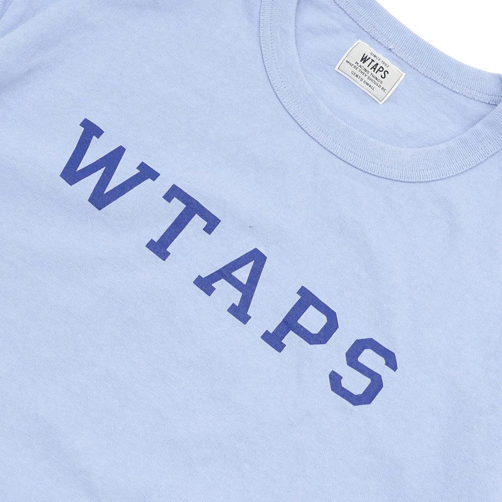 WTAPS (다브르탑스) DESIGN SS:COLLEGE/TEE (T셔츠) 171 MYDT-AC02 200-007378-034-