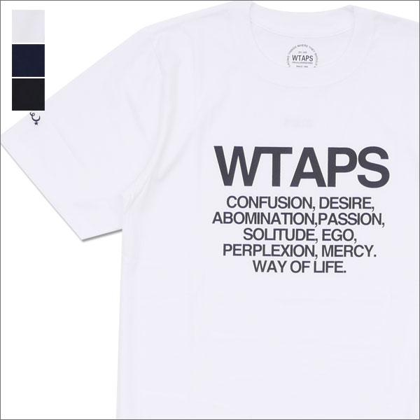 f84b7c0d1bc 楽天市場 ダブルタップス WTAPS CONTAIN TEE.SS Tシャツ 171PCDTST07S ...