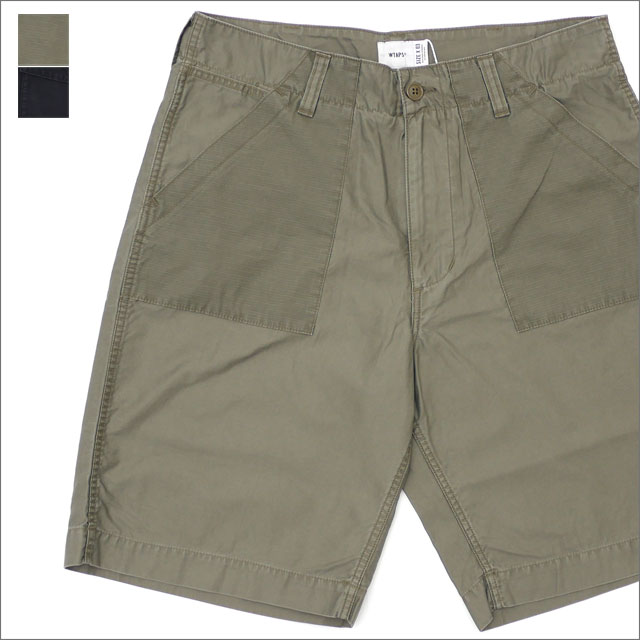 WTAPS (ダブルタップス) BUDS SHORTS (ショーツ) 181WVDT-PTM04 244-000750-055-【新品】
