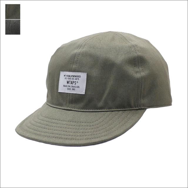 WTAPS (ダブルタップス) A-3 CAP (キャップ) 181HCDT-HT03 265-001048-015-【新品】