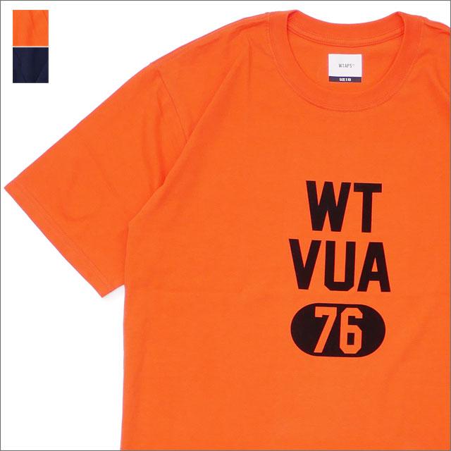 WTAPS (ダブルタップス) WTVUA 03 TEE (Tシャツ) 181PCDT-ST06S 200-007866-027-【新品】
