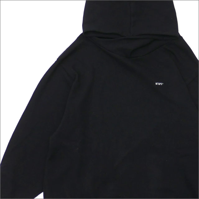 WTAPS (ダブルタップス) BANTHA TEE (パーカー) 181ATDT-CSM19 BLACK 200-007818-051-【新品】