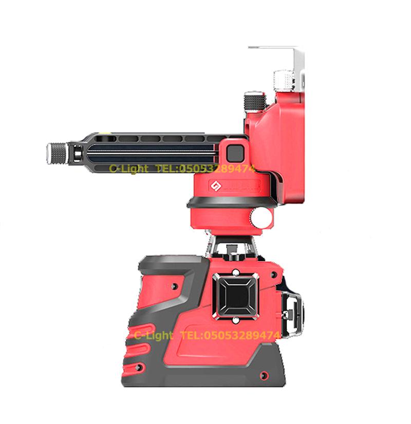 超高品質防雨防塵耐震・落下抵抗3D-FULL12 ライングリーン レーザー 墨出し器唯一壁に付ける墨出し器WY-12GEEN送料無料