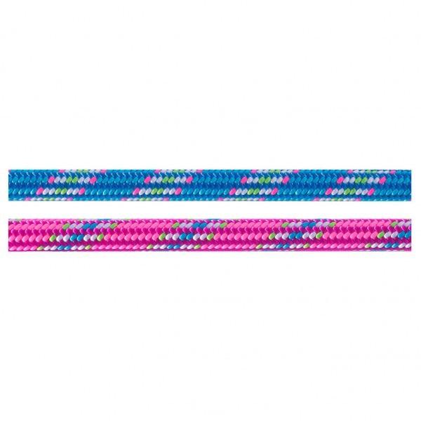 BEAL べアール Ice Line 8.1 mm(50m - Fuchsia / Blue)★ロープ・ザイル・登山・クライミング★
