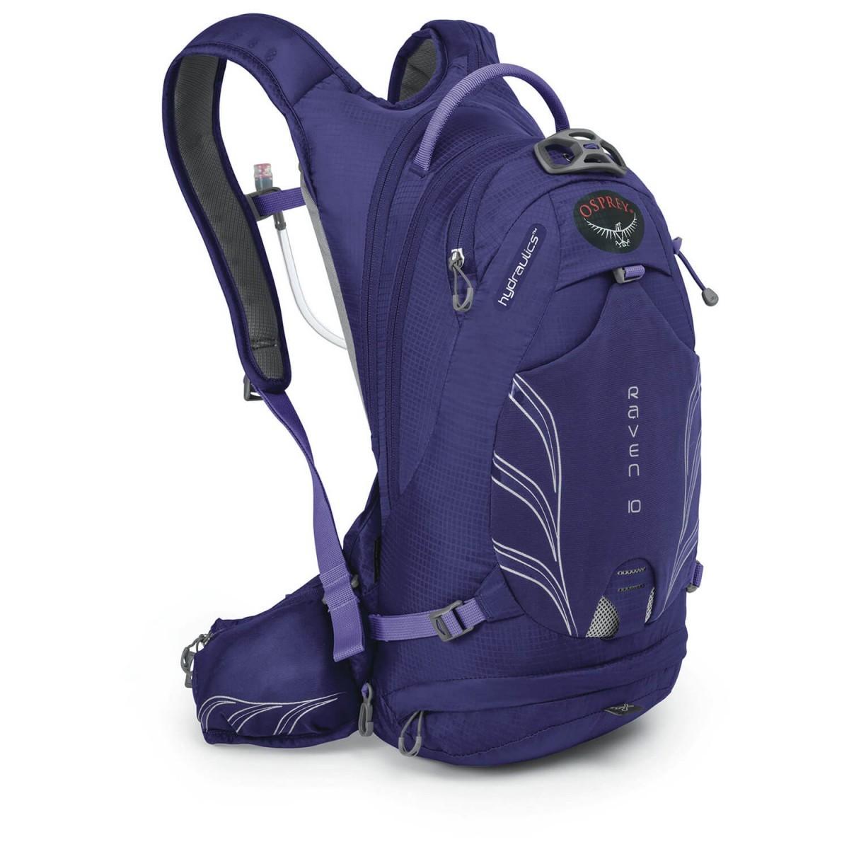 Raven 10 (Royal Purple)★リュック・バックパック・登山・山歩・トレッキング★ レディース Women's オスプレー