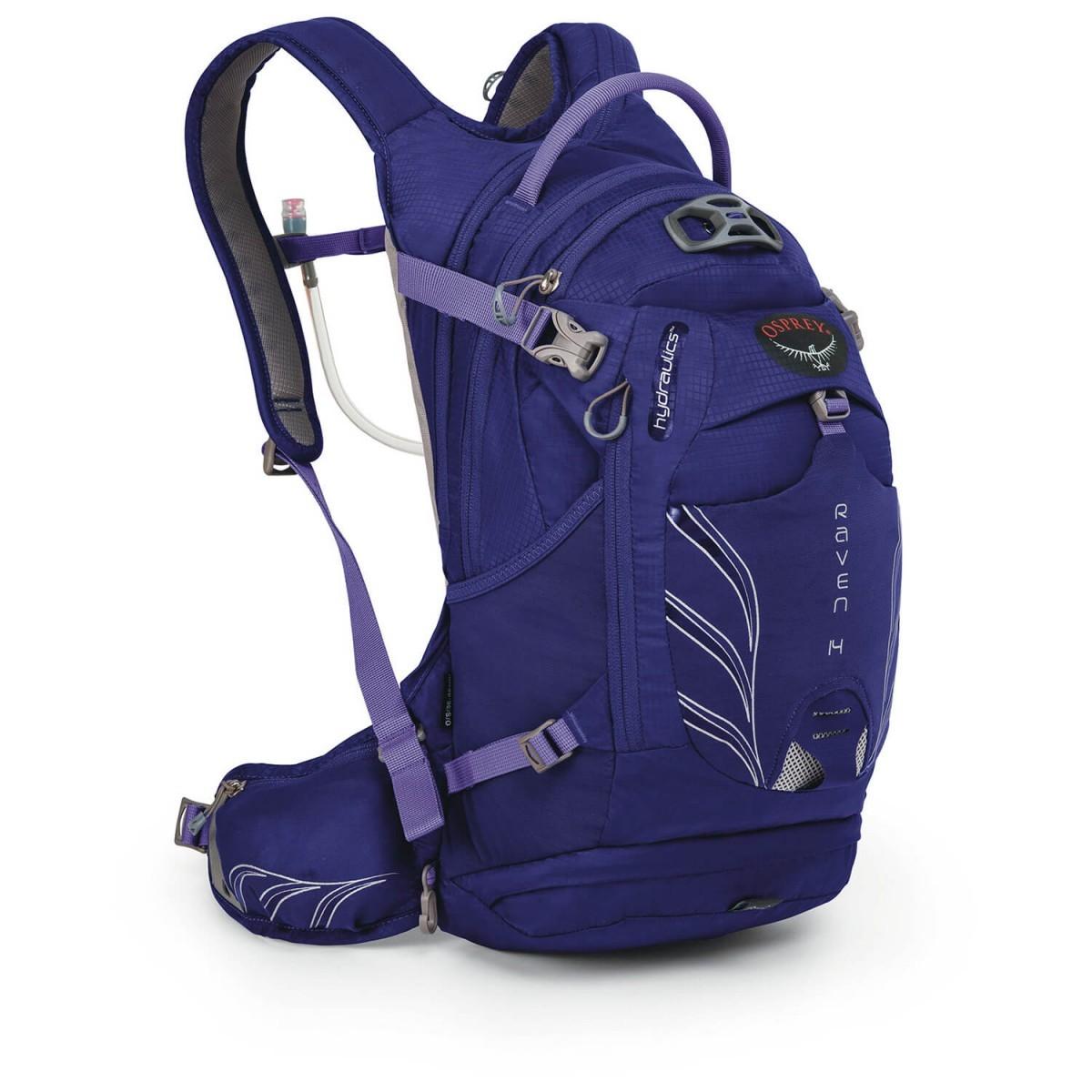 オスプレー Women's Raven 14 レディース (Royal Purple)★リュック・バックパック・登山・山歩・トレッキング★