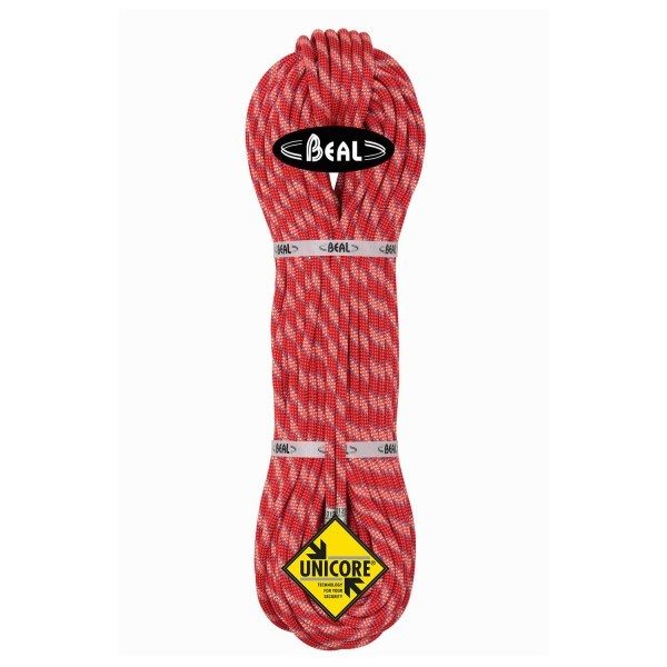 BEAL べアール Cobra II 8.6mm(2 x 60m - Orange / Anis)★ロープ・ザイル・登山・クライミング★