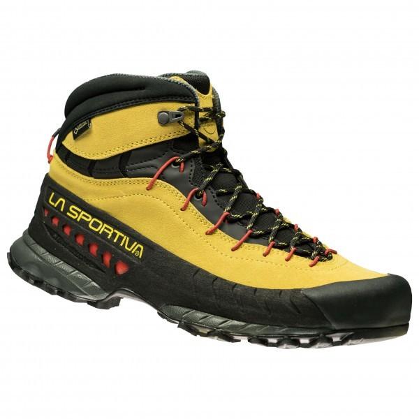 スポルティバ TX4 Mid GTX (Yellow)トラバース★アプローチシューズ・山歩き・アウトドアシューズ・靴・登山★