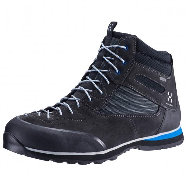 HAGLOFS ホグロフス Haglofs Roc Icon HI GT(Magnetite / Vibrant Blue)★アプローチシューズ・山歩き・アウトドアシューズ・靴・登山★