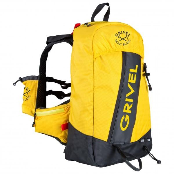 グリベル Ski Rando 25 (Black / Yellow)★リュック・バックパック・登山・山歩・トレッキング★
