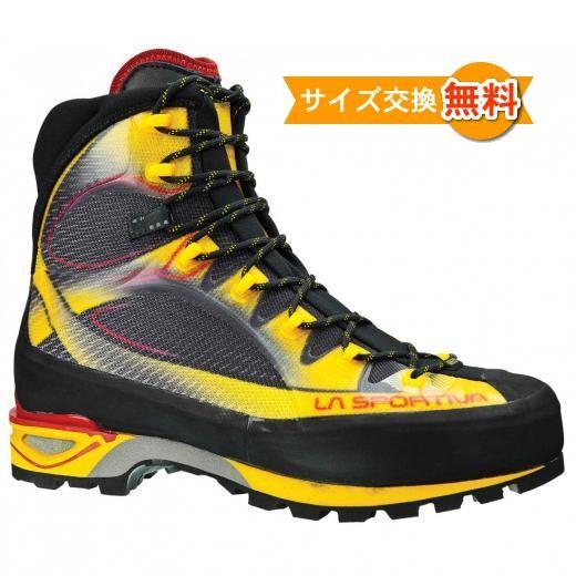【 即納 】 スポルティバ トランゴ キューブ GTX Yellow / Black ★ 登山靴 ・ 靴 ・ 登山 ・ アウトドアシューズ ・ 山歩き ★