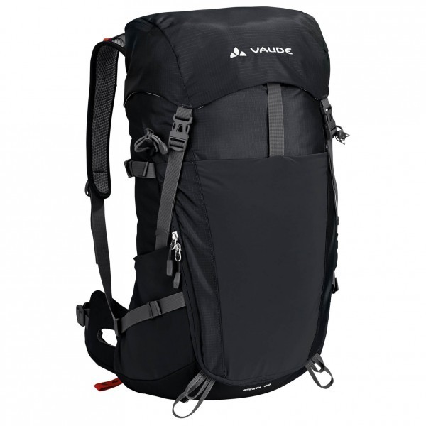 VAUDE ファウデ Brenta 25(Black)★リュック・バックパック・登山・山歩・トレッキング★