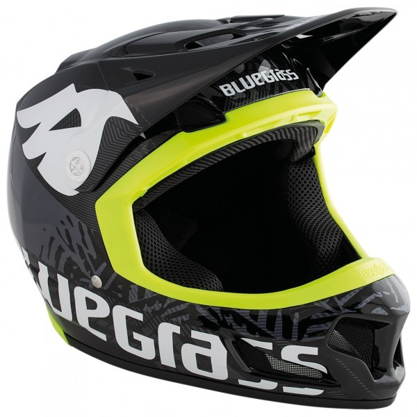 BLUEGRASS ブルーグラス Brave(Black / Yellow)