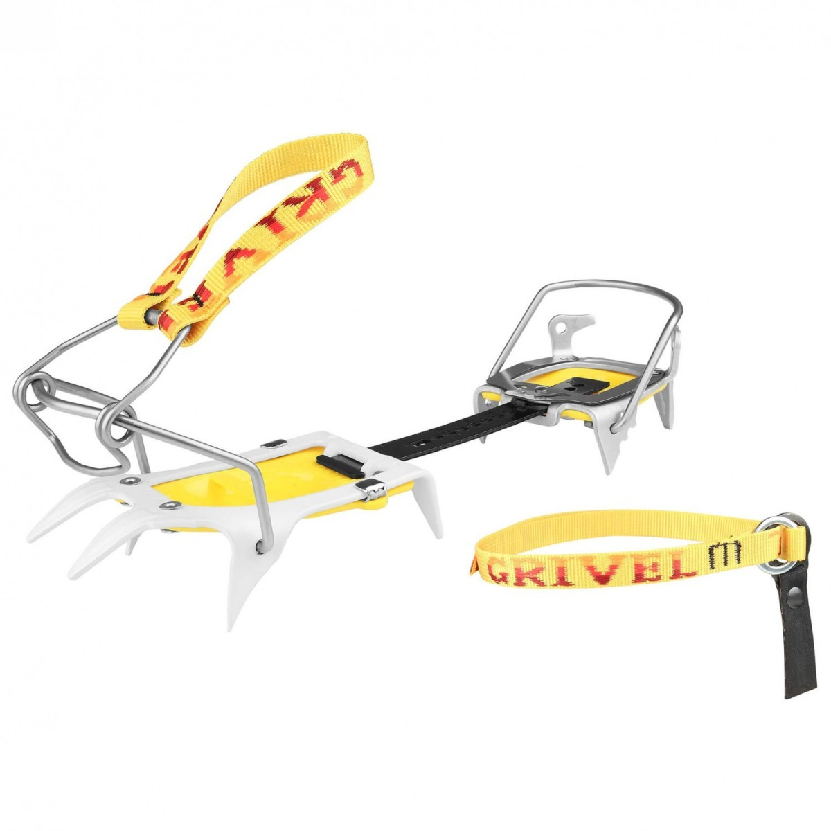 GRIVEL グリベル Ski Tour Skimatic 2.0 with Crampon Safe S ( Yellow / Black )
