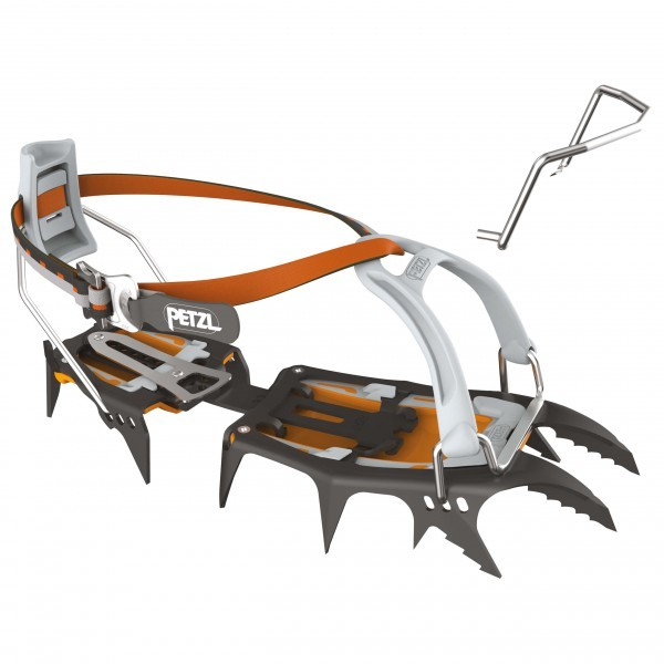 PETZL ペツル Sarken(Orange / Black)★ウインターギア・アイゼン・クランポン・雪山装備★