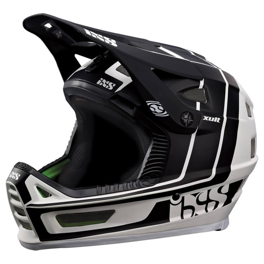 IXS イクス XULT Helmet(White / Black)