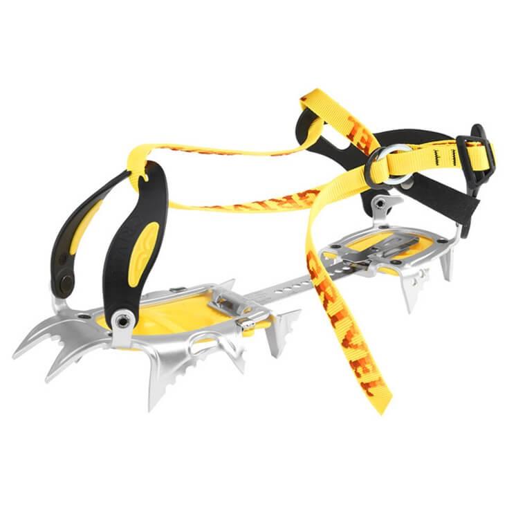 グリベル エアーテック ライト(Yellow-New Classic)★ウインターギア・アイゼン・クランポン・雪山装備★
