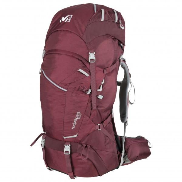 MILLET ミレー Mount Shasta 55+10 LD レディース(Burgundy)★リュック・バックパック・登山・山歩・トレッキング★