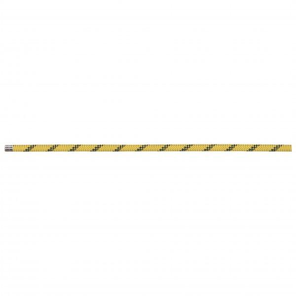 EDELRID エーデルリット Superstatic Link Tec 10.5 mm(50m - Yellow)★ロープ・ザイル・登山・クライミング★