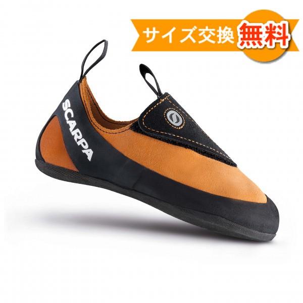 スカルパ キッズ Instinct J(Orange / Black)★キッズ/子供用★★ロッククライミング・クライミングシューズ・ボルダリングシューズ★
