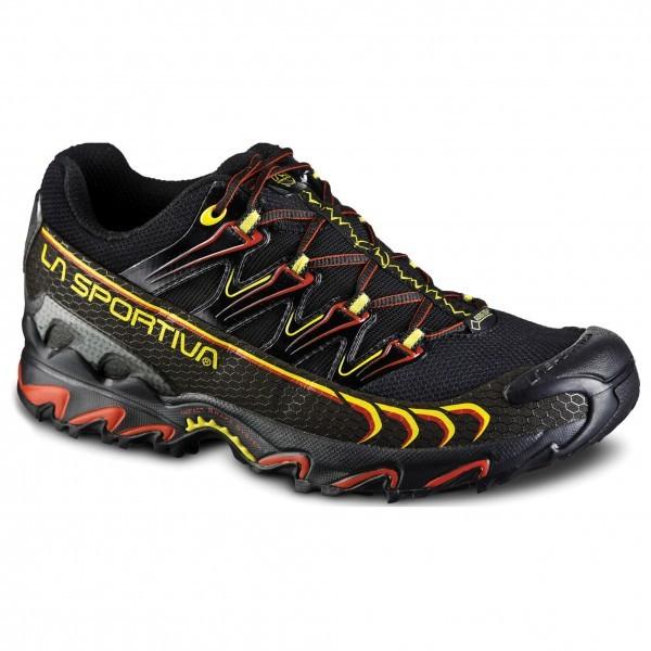 スポルティバ ウルトララプターGTX (Black / Yellow)★トレイルラン・山歩き・アウトドアシューズ・靴・登山★