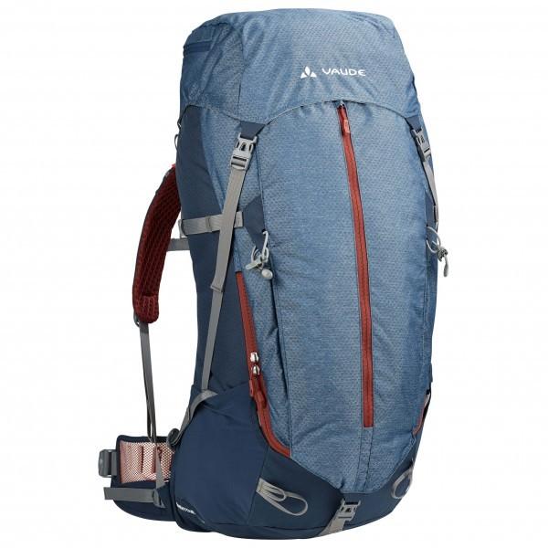 VAUDE ファウデ Brentour 45+10(Fjord Blue)★リュック・バックパック・登山・山歩・トレッキング★