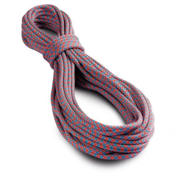 TENDON テンドン Hattrick 9.7(40m - Rot / Blau)★ロープ・ザイル・登山・クライミング★