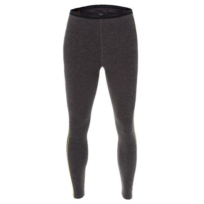 [ テルヌア ] Mode Pants アンダーウェアパンツ ( Whales Grey Melange )