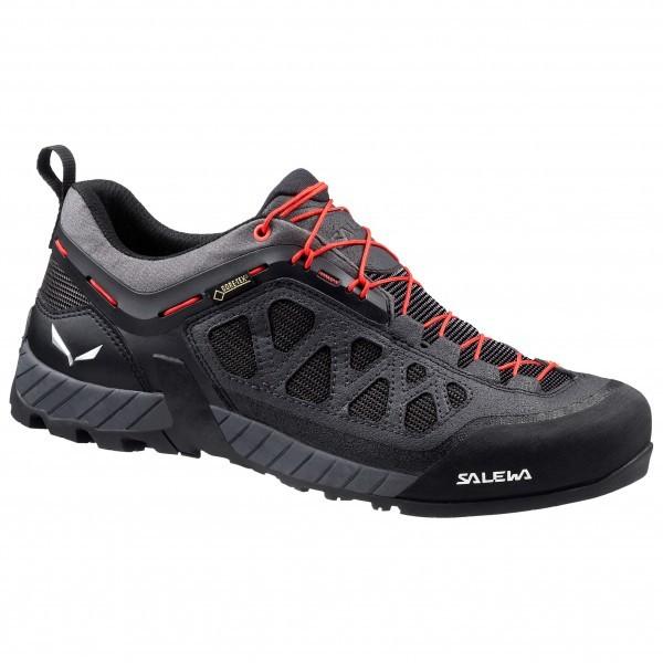 SALEWA サレワ Firetail 3 GTX(Black Out / Papavero)★アプローチシューズ・山歩き・アウトドアシューズ・靴・登山★