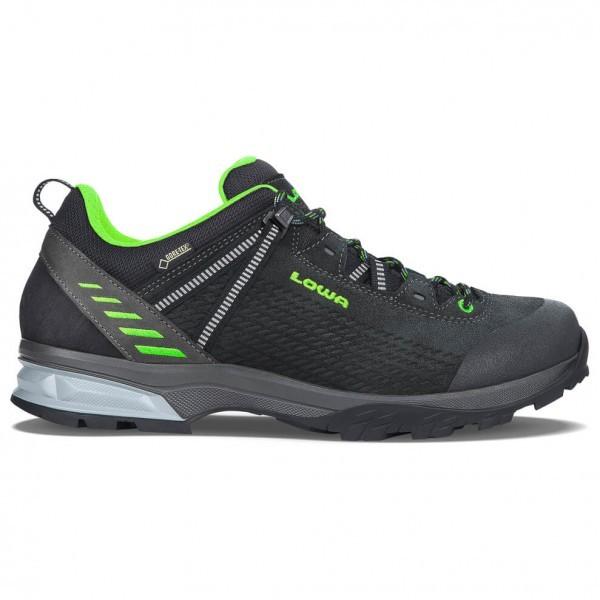 ローバー Aerox GTX Lo (Black / Lime)★アプローチシューズ・山歩き・アウトドアシューズ・靴・登山★