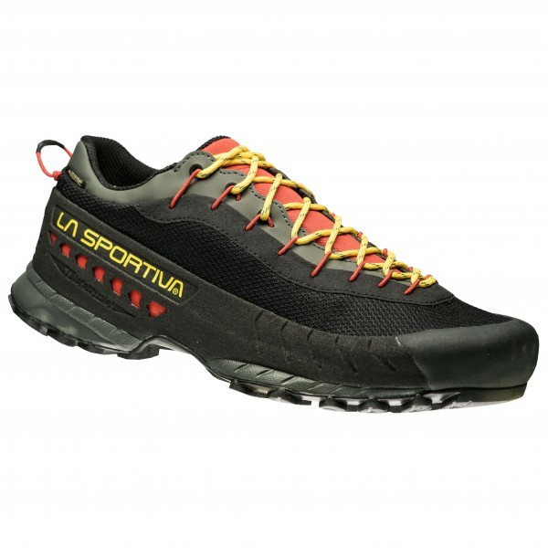 スポルティバ TX3 GTX(Black / Yellow)★アプローチシューズ・山歩き・アウトドアシューズ・靴・登山★