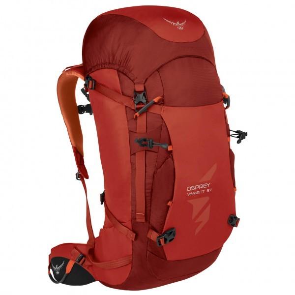 オスプレー Variant 37 (Diablo Red)★リュック・バックパック・登山・山歩・トレッキング★