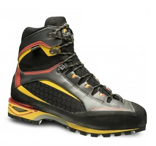 セール特別価格 La Sportiva Trango Tower GTX スポルティバ トランゴ タワー 山歩き 登山 Black Yellow ランキング総合1位 アウトドアシューズ 靴 登山靴