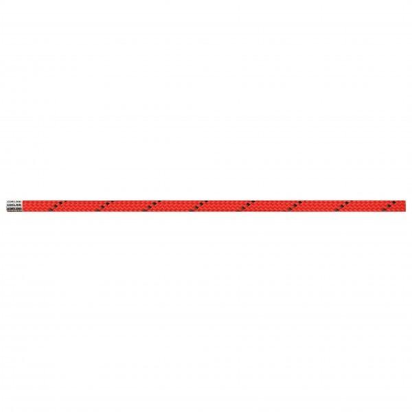 EDELRID エーデルリット Superstatic Link Tec 9.1 mm(200m - Red)★ロープ・ザイル・登山・クライミング★