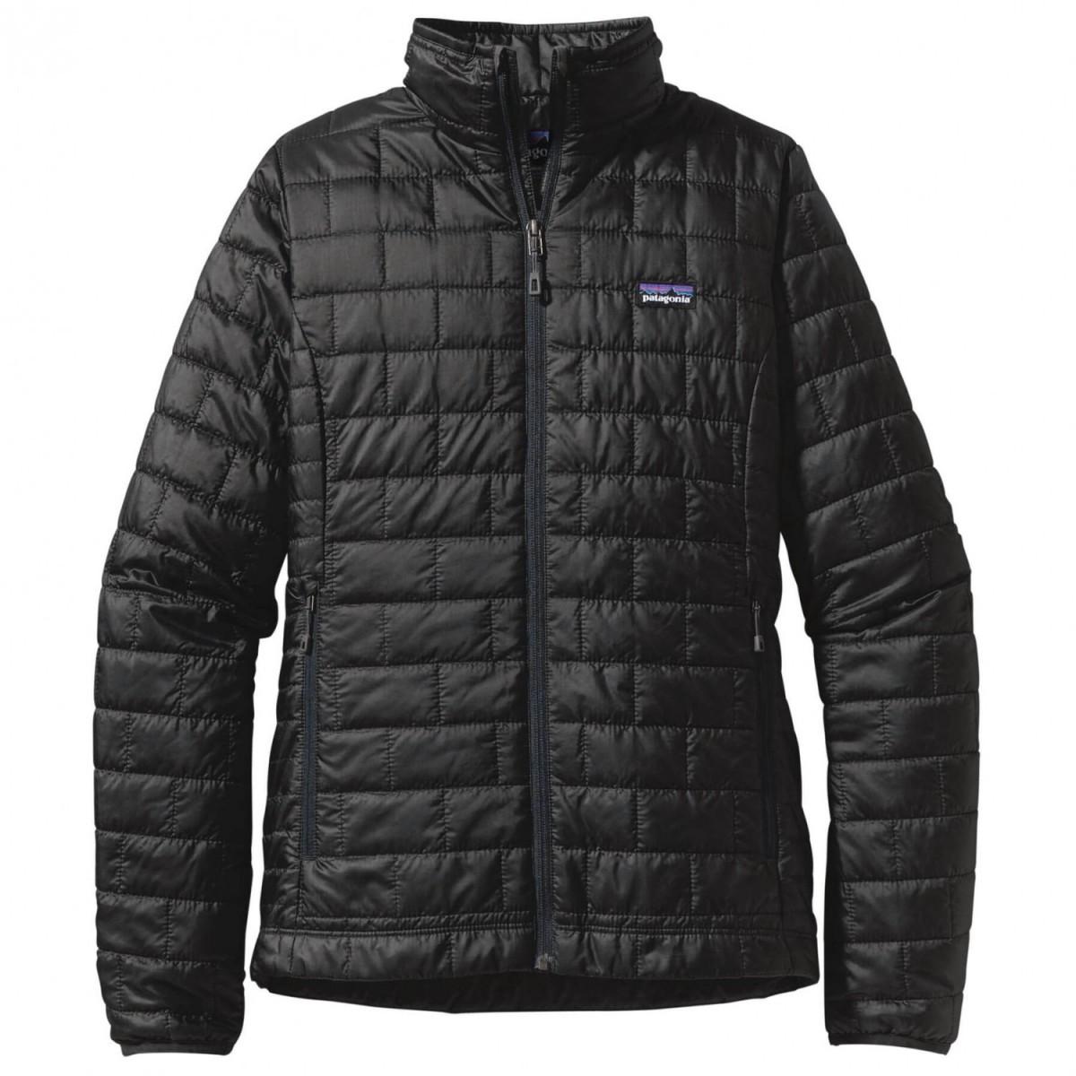 パタゴニア Women's Nano Puff Jacket ジャケットレディース(Black)