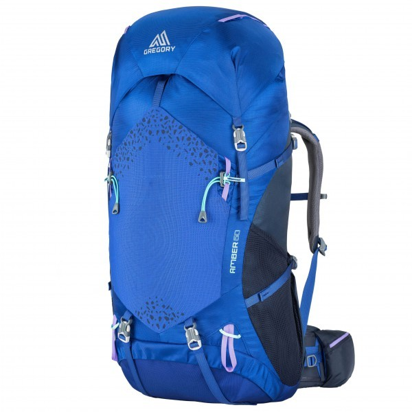 グレゴリー アンバー 60 ウーマン (Pearl Blue)★リュック・バックパック・登山・山歩・トレッキング★