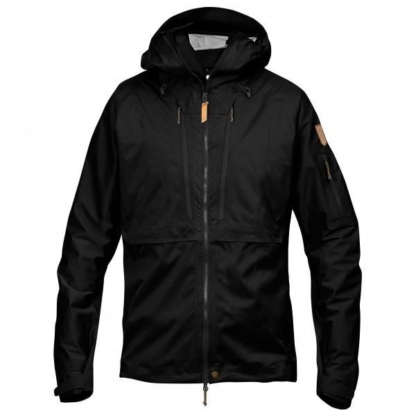 Fjall Raven フェールラーベン Keb Eco Shell Jacket(Black)